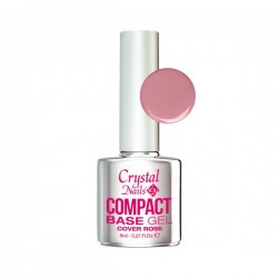 COMPACT BASE GEL COVER ROSE...