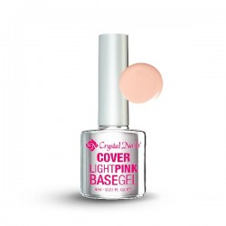 COVER LIGHTPINK BASE GEL 4 ML