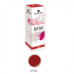 ART GEL - RED 5 ML