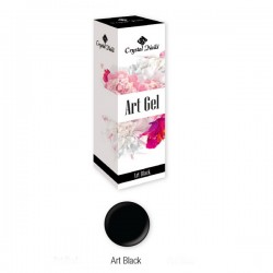 ART GEL - BLACK 5 ML