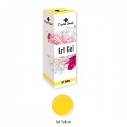 ART GEL - YELLOW 5 ML
