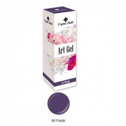 ART GEL - PURPLE 5 ML