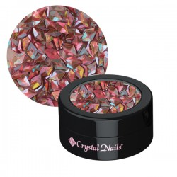 RHOMBUS DECORATION GLITTER...