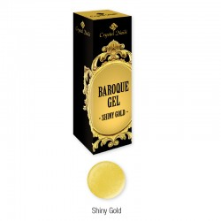 BAROQUE GEL - SHINY GOLD