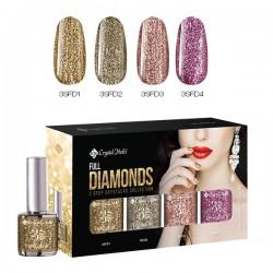 FULL DIAMONDS 3 STEP-PAKETTI