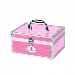 BEAUTY CASE SMALL - PINK