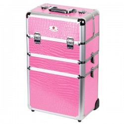 BIG BEAUTY TROLLEY - PINK