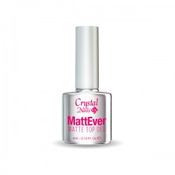 MATTEVER MATT TOP GEL 4 ML