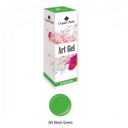 ART GEL - NEON GREEN 5 ML
