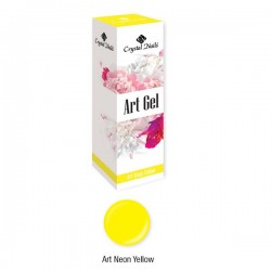 ART GEL - NEON YELLOW 5 ML