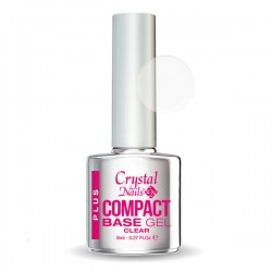 COMPACT BASE GEL PLUS CLEAR...