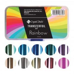 TRANSFERFOIL SETTI - RAINBOW